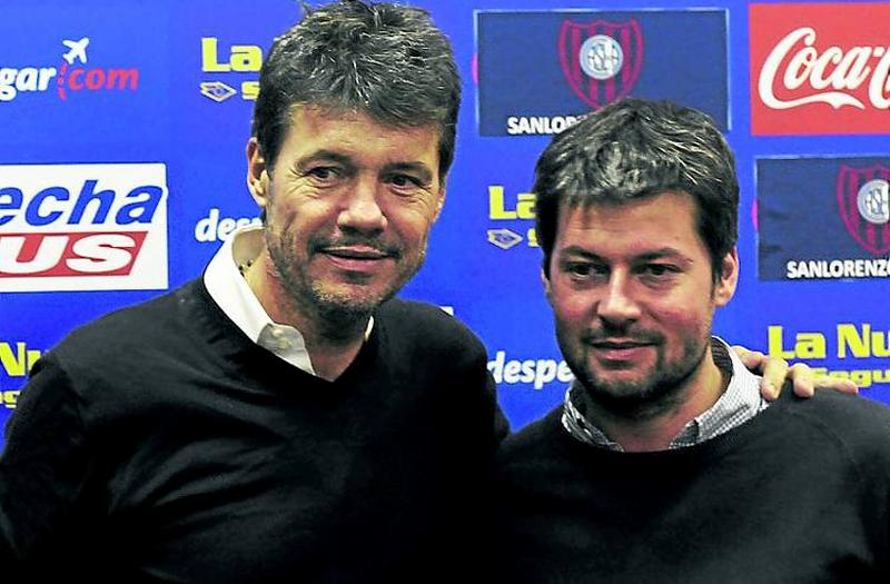 La formula Lammens junto a Marcelo Tinelli obtuvo 5.867 votos y arrasó en 2013. (Twitter)